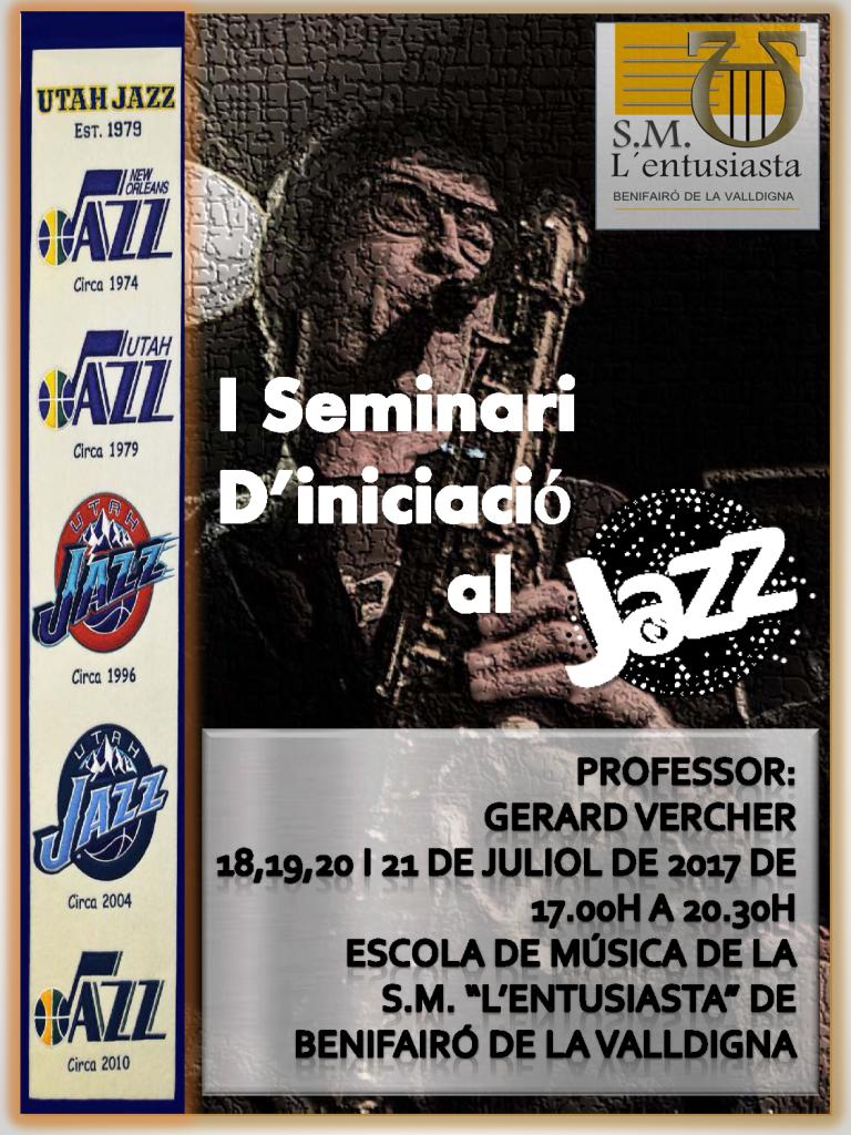 Poster I seminario de Jazz A (2)