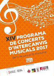 intercanvis musicals