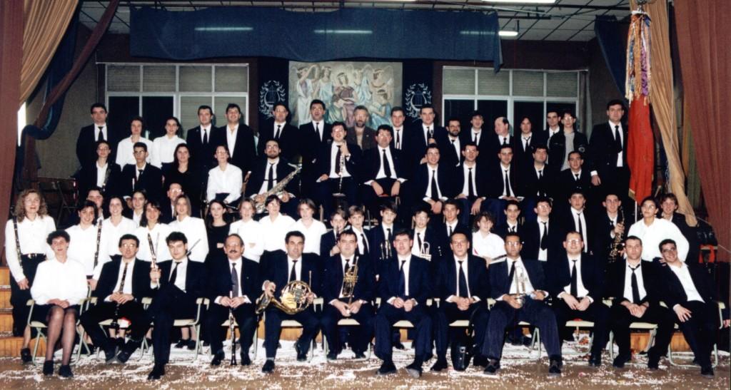 Concert al vell auditori. Any 1995