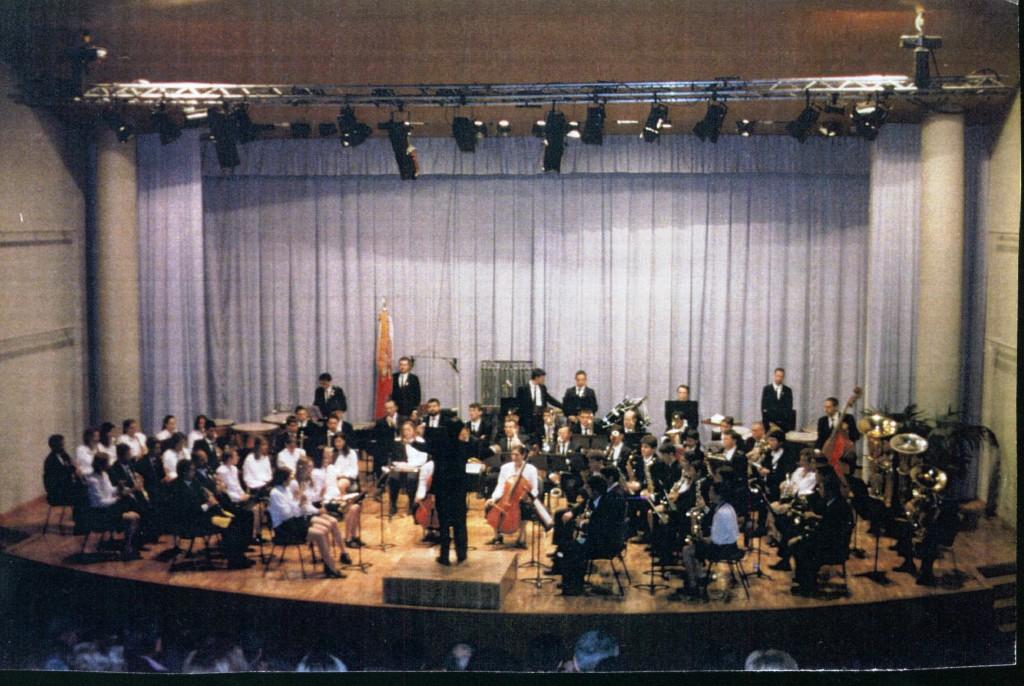 Sala Iturbi del Palau de la Música. Any 1999
