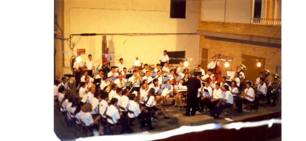 Concert de festes. Any 2001