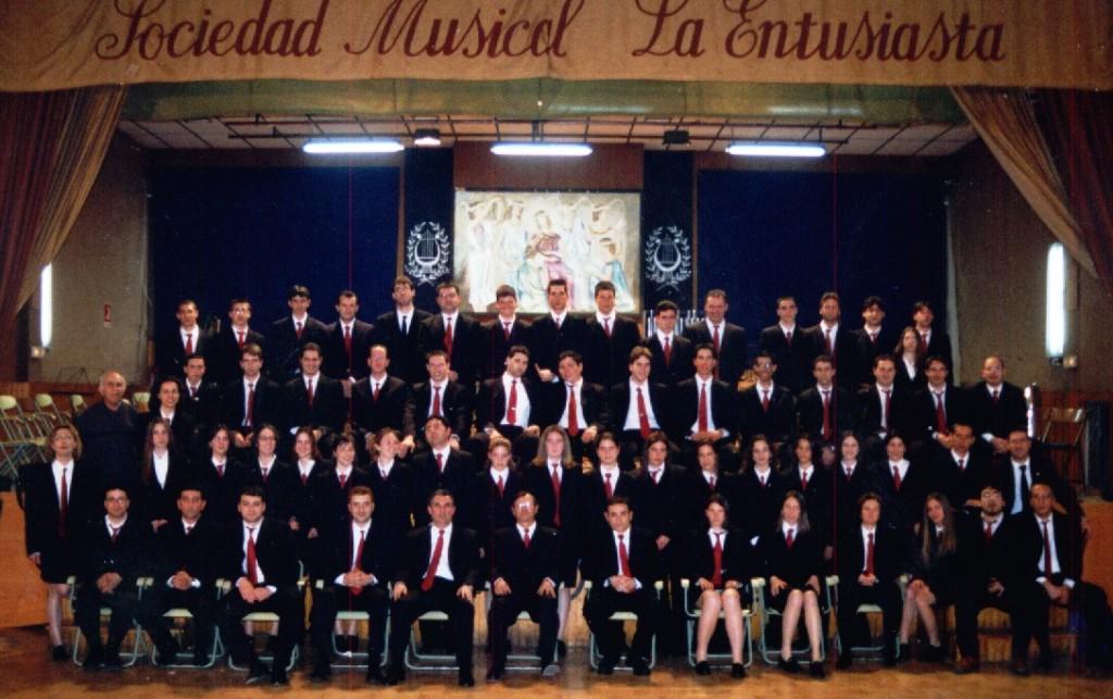 Concert al vell auditori. Any 2002