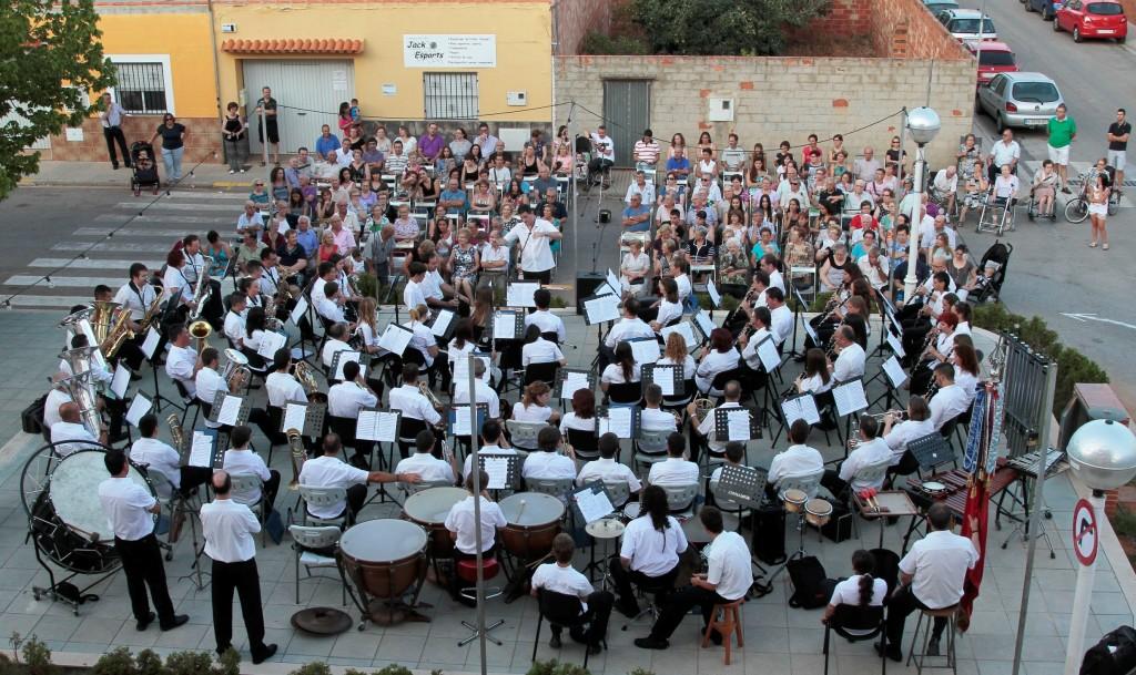 Concert de festes. Any 2014