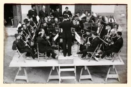 Concert de Festes. Any 1964