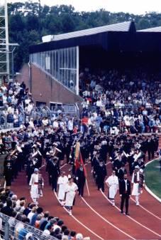 Festival de Kerkrade (Holanda). Any 1985
