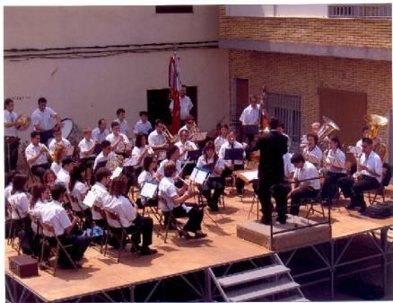 Concert de festes. Any 2003